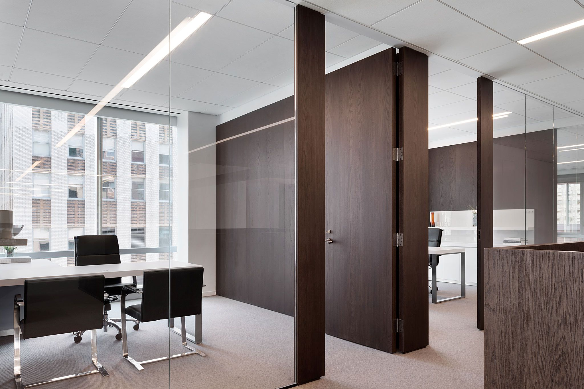 Tewes design nyc executive office seattle interior design - Office Tour 222 East 41st Offices New York City Office Designs Office Spaces And Law Office Design