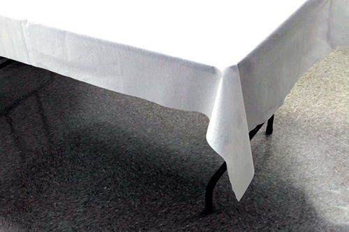 White Better Than Linen Tablecloths 813272 Are Made From Premium