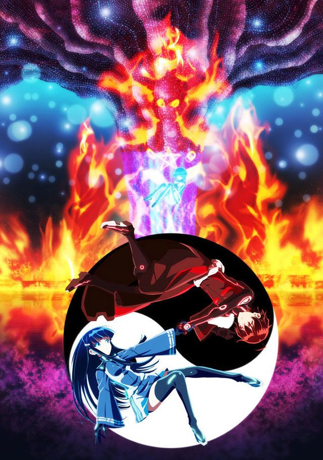 Twin Star Exorcists Anime Presents New Visual And Theme
