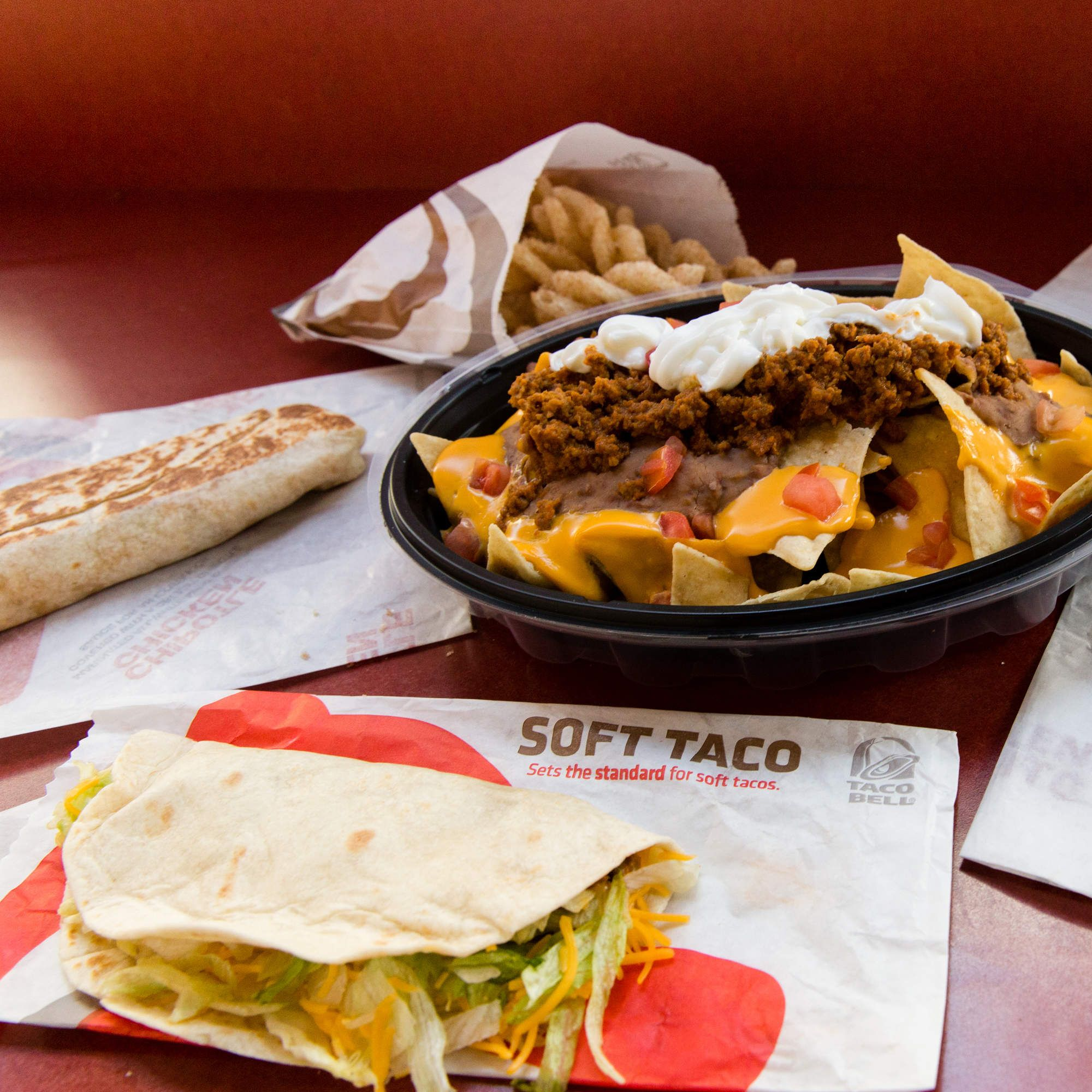 All 39 taco bell menu items painstakingly ranked