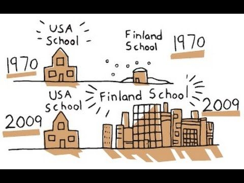 Finland has an education system the US should envy – and learn from