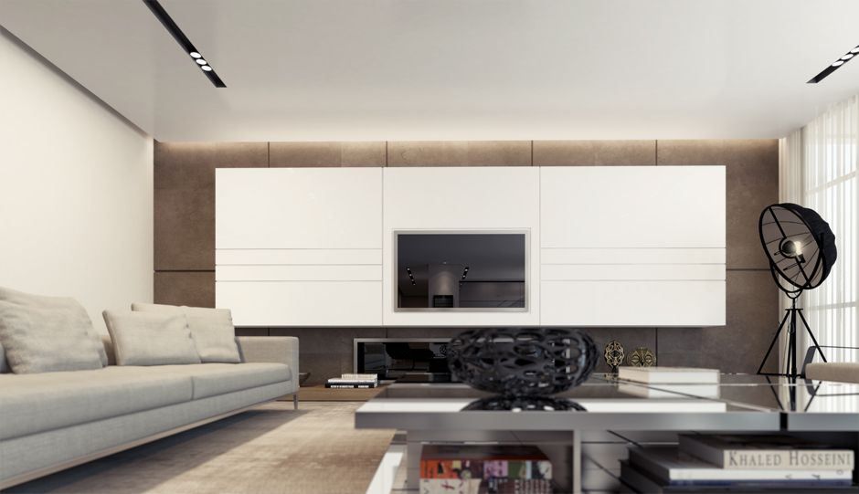 Apartment Interior Design Inspiration | Architects, Flats and Studio