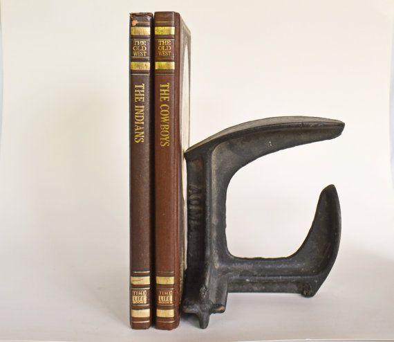 Antique Cast Iron Shoe Cobbler Stand Form, Vintage ACME Iron Shoe Last,  Shoemakeru0027s Tool, Industrial Doorstop Or Bookend