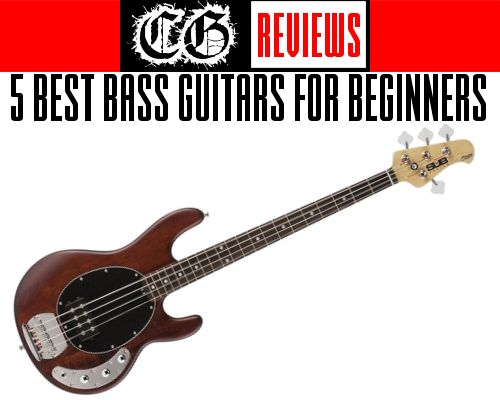 5 Best Bass Guitars For Beginners 2018 Review Blog Pinterest Bass
