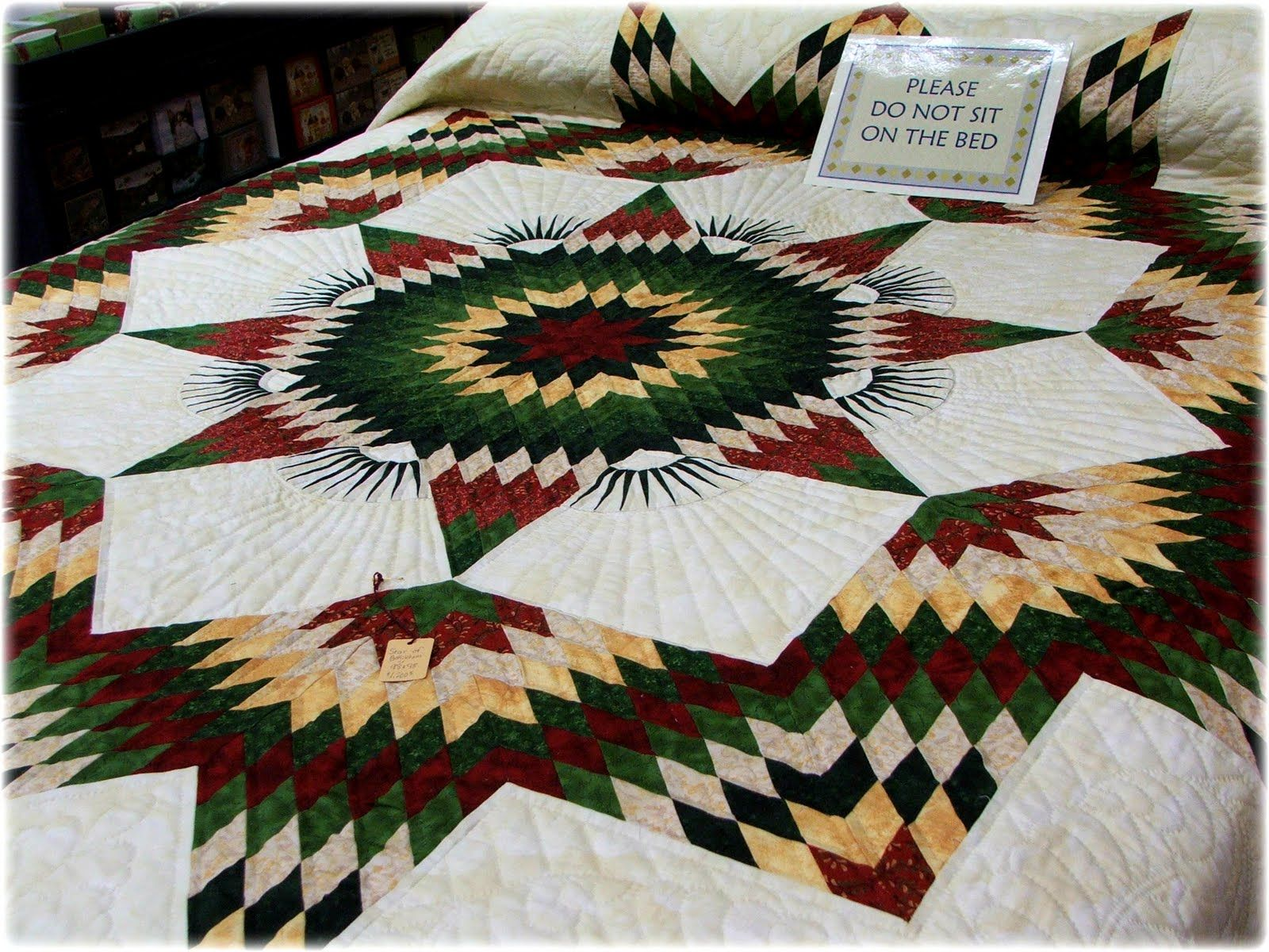 Free broken star quilt pattern thangles Download | Quilting ... : free star quilt patterns - Adamdwight.com