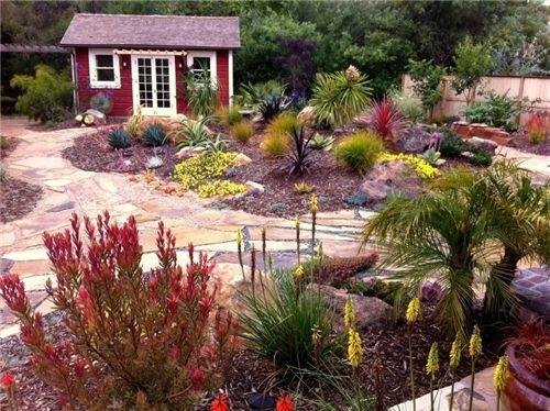 Xeric Garden Designs Html on