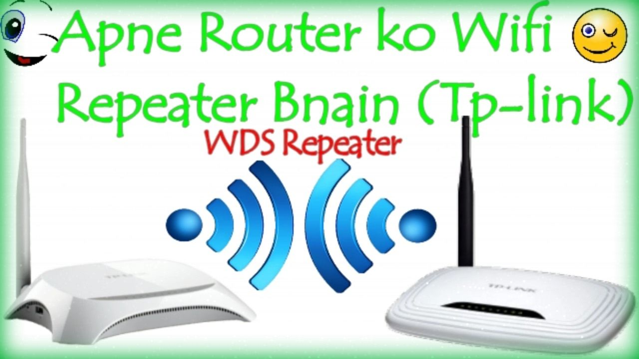 How to use Router as a Wifi Repeater/Extender/Booster By DaniTechTips (U...