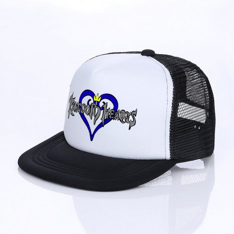 promo code new cheap authentic quality Kingdom Hearts Snapback Cap For Male Female Anime Game Lovers ...