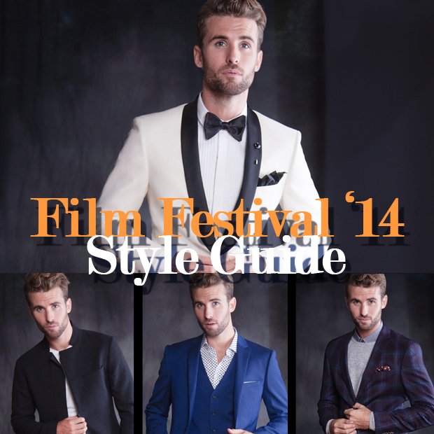 Film Festival '14 | Style Guide | The red carpet style competition is notoriously stiff. We have every affair attended to, day to night, power lunches to black tie soirees. Slim fit suiting, creative details, trends and formalwear covered- for slickly understated attire to coolly stand apart from the crowd. | GOTSTYLE.CA