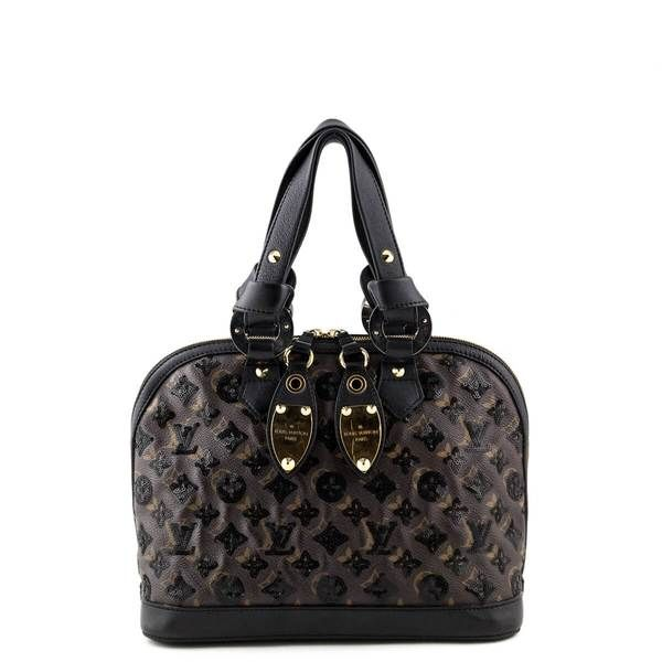 Louis Vuitton Sequin Monogram Eclipse Alma - LOVE that BAG - Preowned  Authentic Designer Handbags 95c1ab9aa7