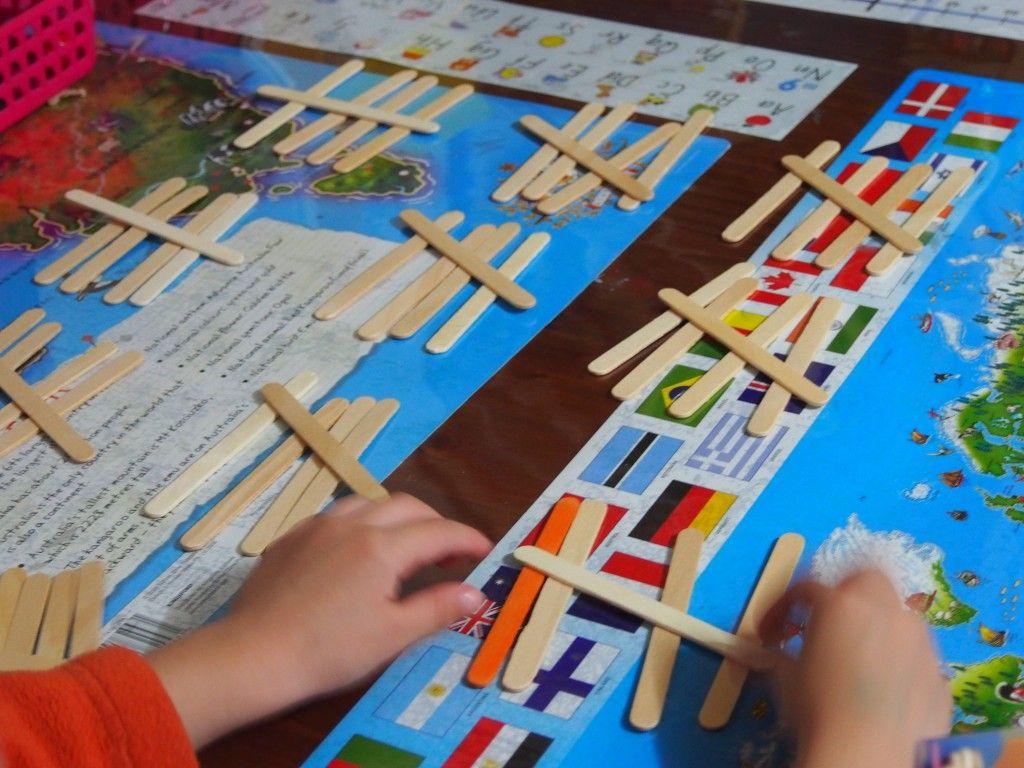 Fun Ways To Teach Tally Marks United Teaching