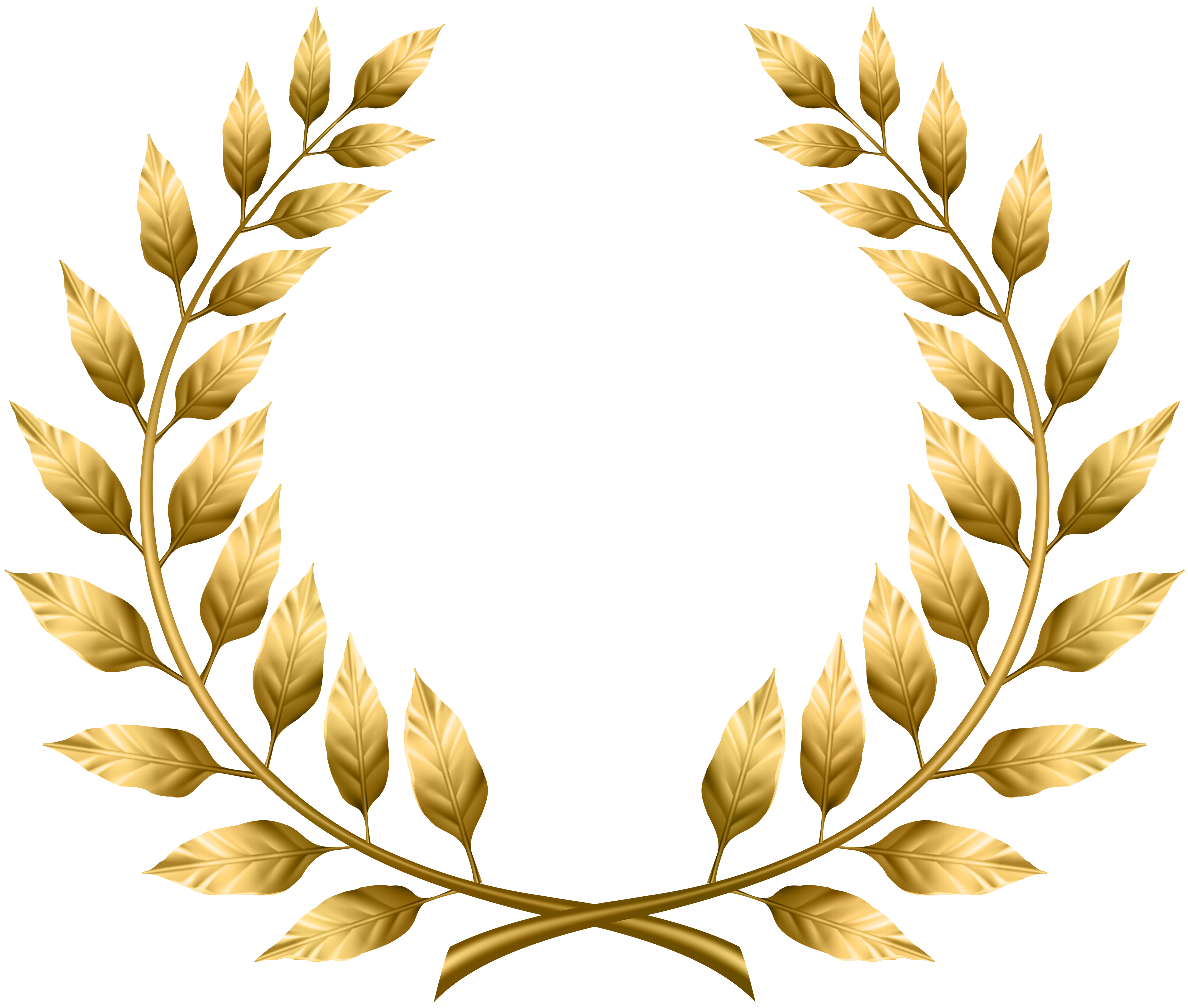 Laurel Wreath Transparent Png Clip Art Image Gallery Yopriceville High Quality Images And Transparent Png Free Clip Laurel Wreath Wreath Tattoo Art Images