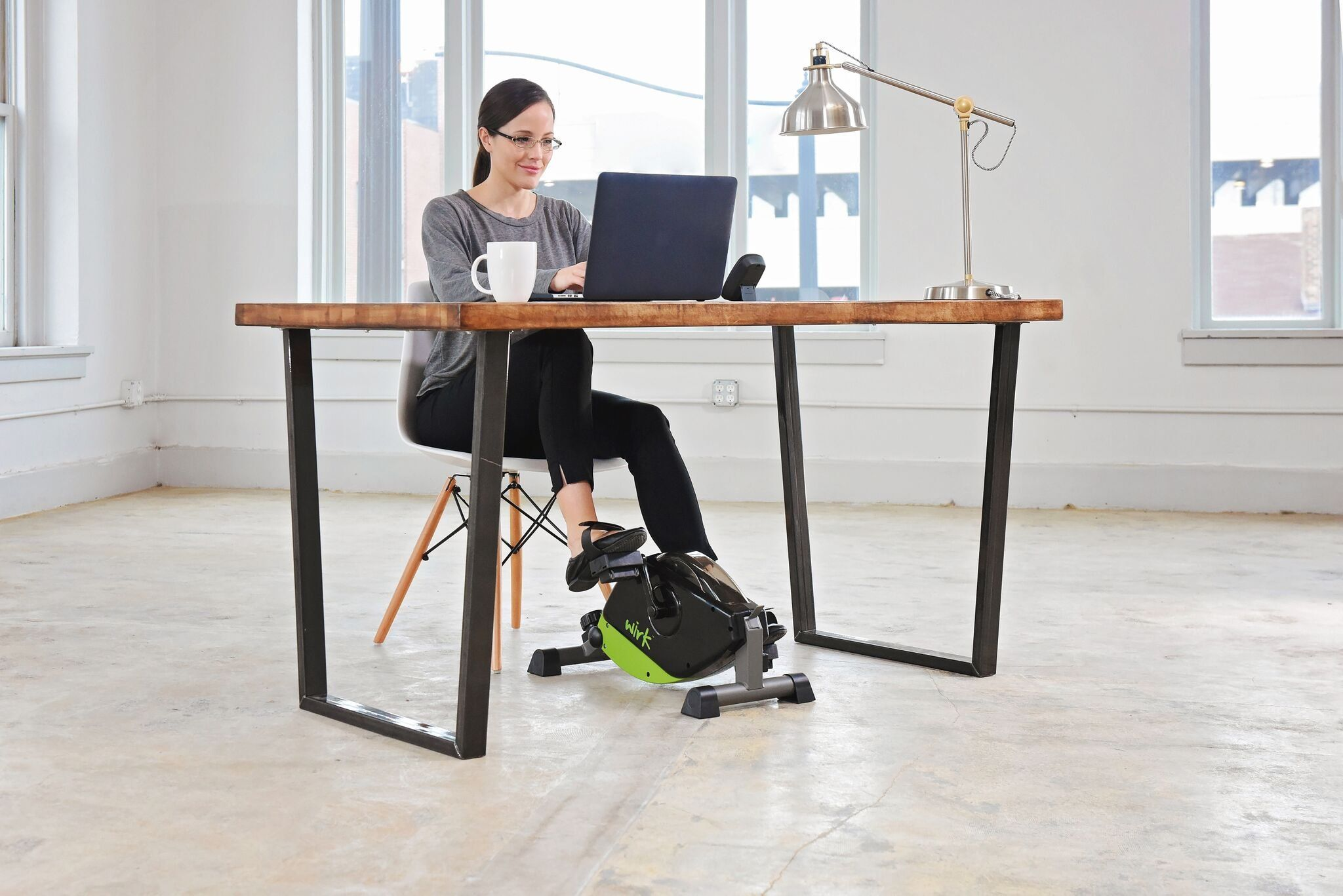 Awe Inspiring Wirk Under Desk Exercise Bike Green Products Desk Download Free Architecture Designs Intelgarnamadebymaigaardcom