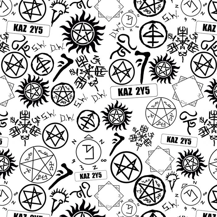 Memory Foam Pillow Drawing Pattern