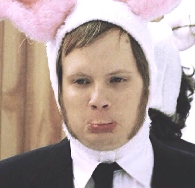 Bunny Patrick. My favorite picture