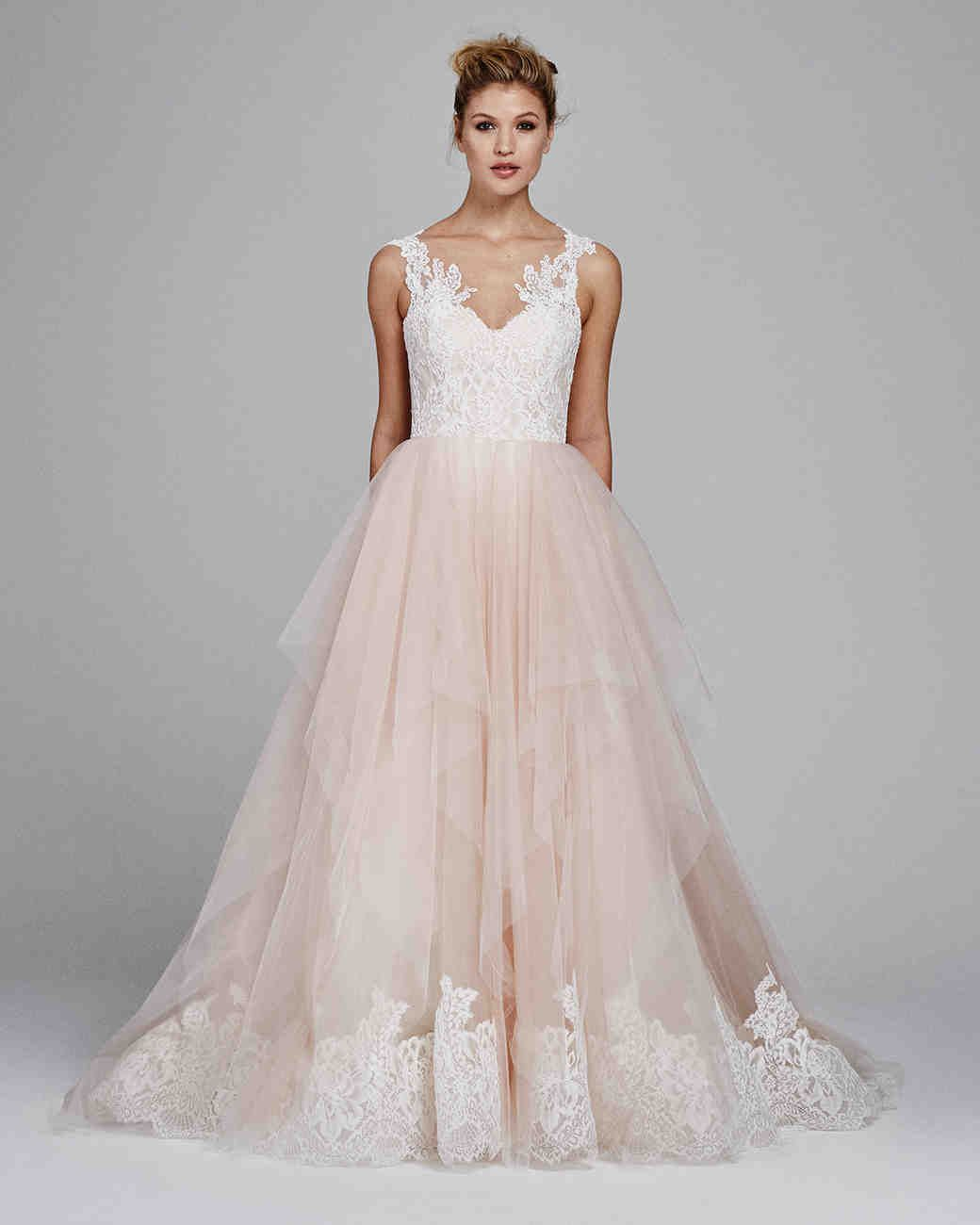 Aline wedding dress  Kelly Faetanini Fall  Wedding Dress Collection