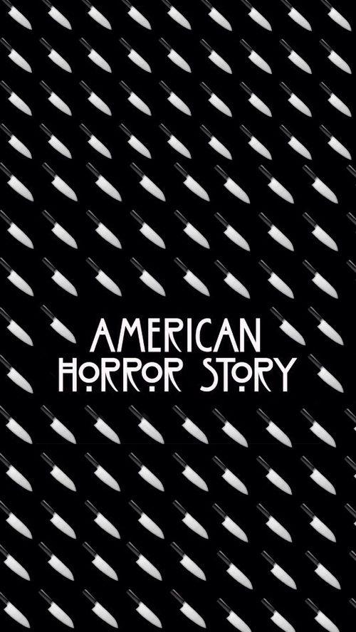 Lockscreen and american horror story image phone - Ahs wallpaper ...