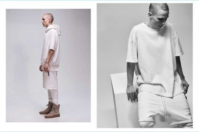 Fog New Arrivals Fear Of God Essentials In At Pacsun Long Sleeve Tshirt Men Fear Mens Tshirts