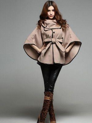 Что такое пончо, фото модных пончо 2016, с чем носить ...