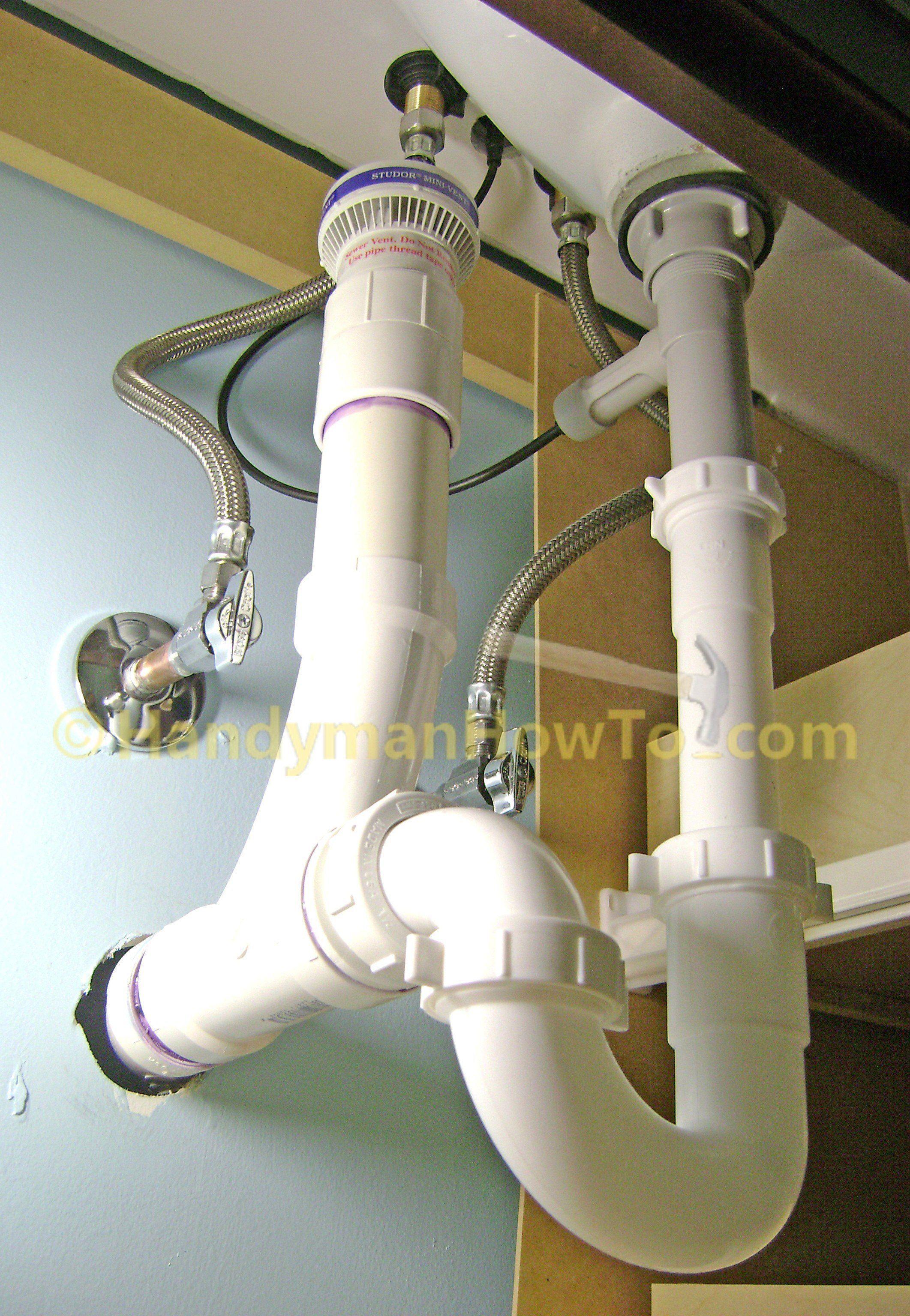 Plomberie Salle De Bain Sous Sol how to finish a basement bathroom: install the bathroom