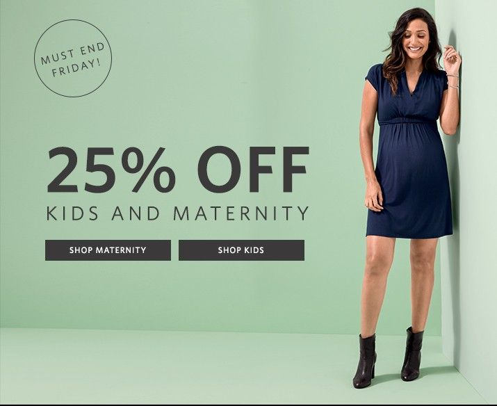 25% Off Kids and Maternity Clothes @ Esprit - Bargain Bro ...