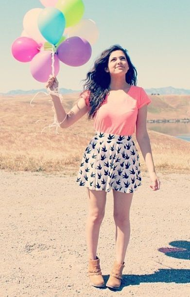 Bethany Mota CUTE OUTFIT