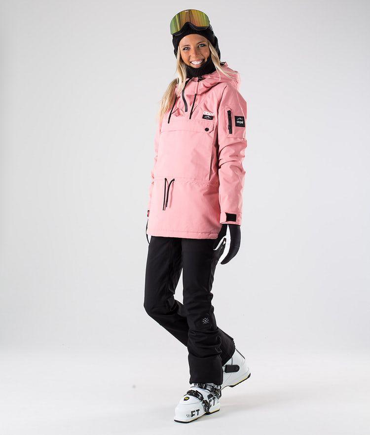 Photo of Dope Annok W Skidjacka Pink – Ridestore.se