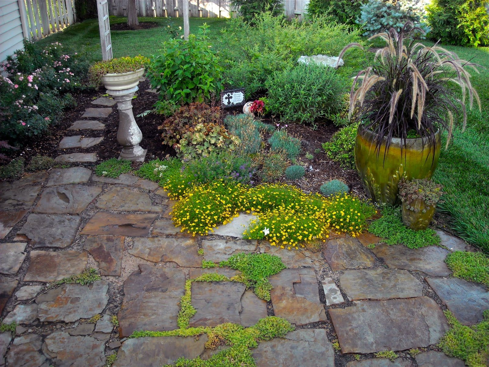 colorado red flagstone patio google search exterior