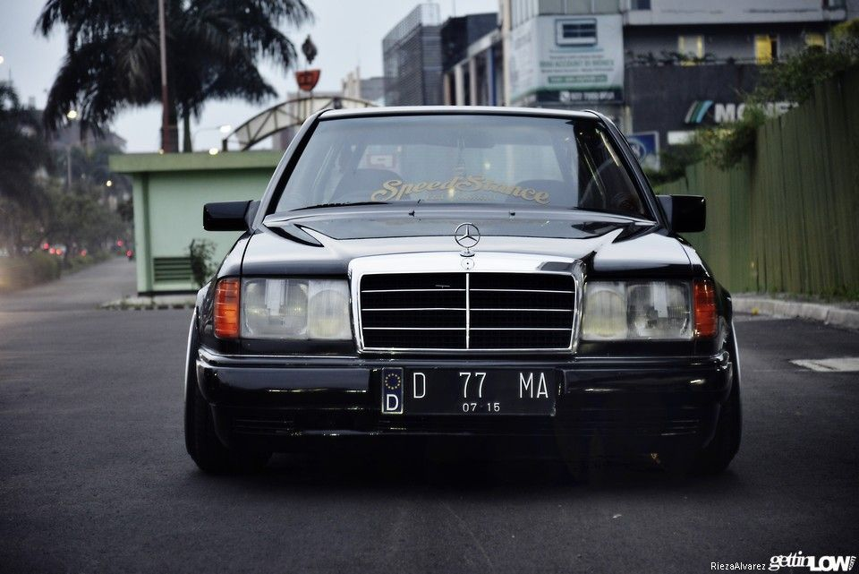 Nadhif Pradipta S 1989 Mercedes Benz W124 300e Mit Bildern