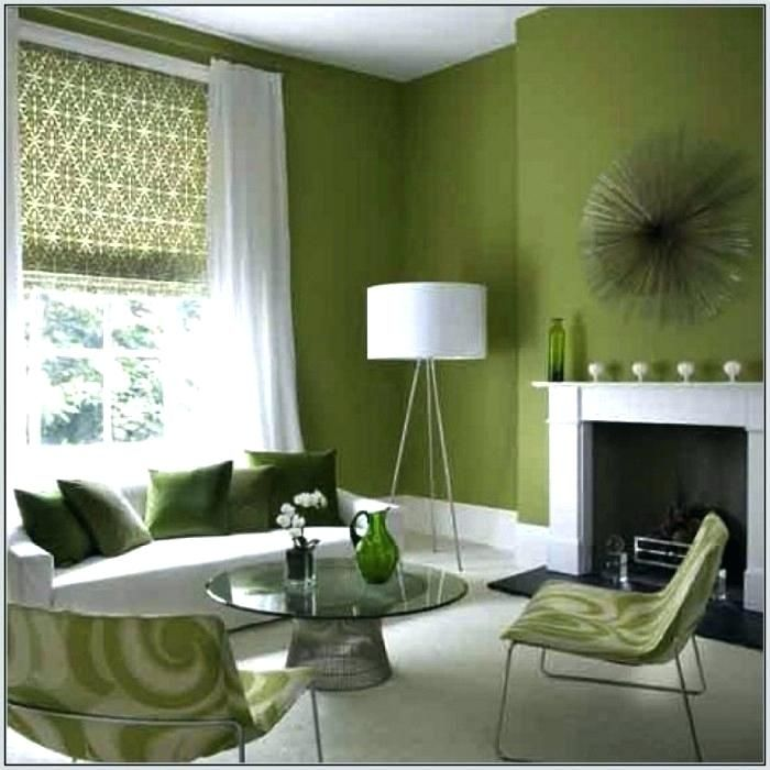 Olive Green Paint Living Room Color For Chairs Teal Blue Living Room Green Brown And Green Living Room Green Living Room Paint