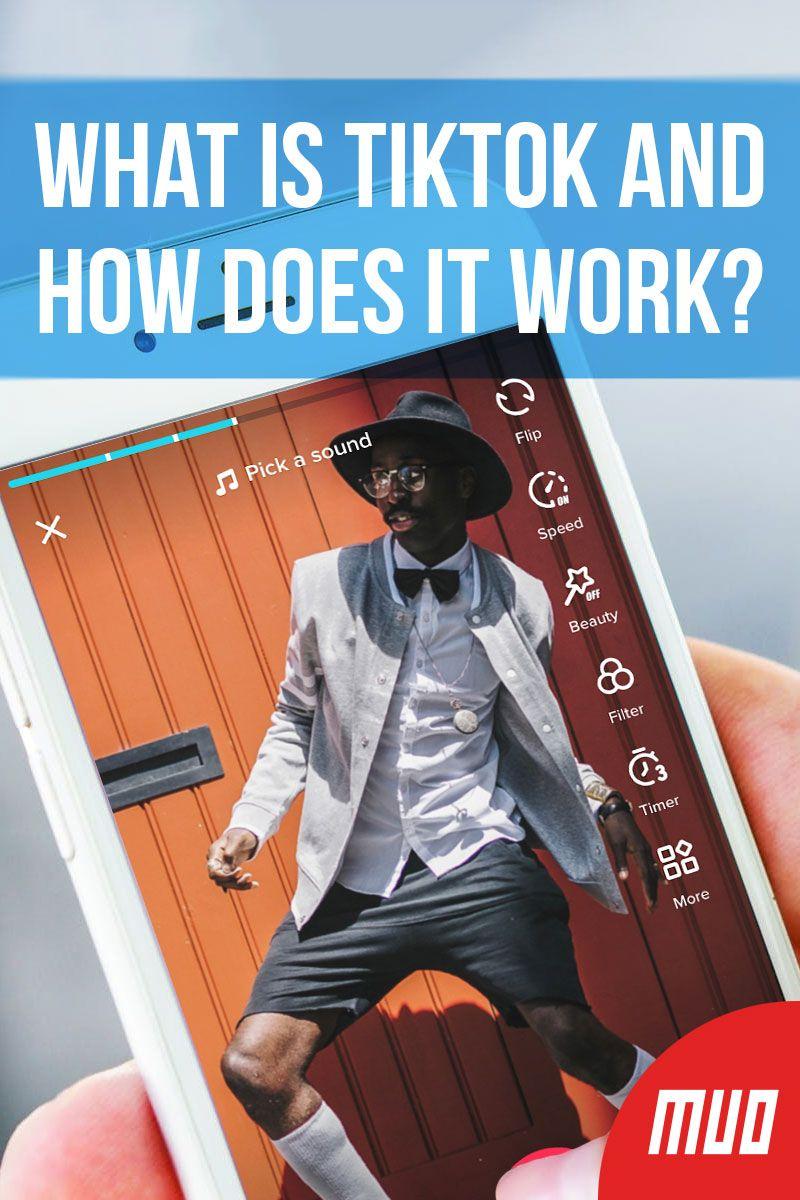 What Is Tiktok And How Does It Work Social Media Tutorial All Social Media Apps Popular Social Media Apps