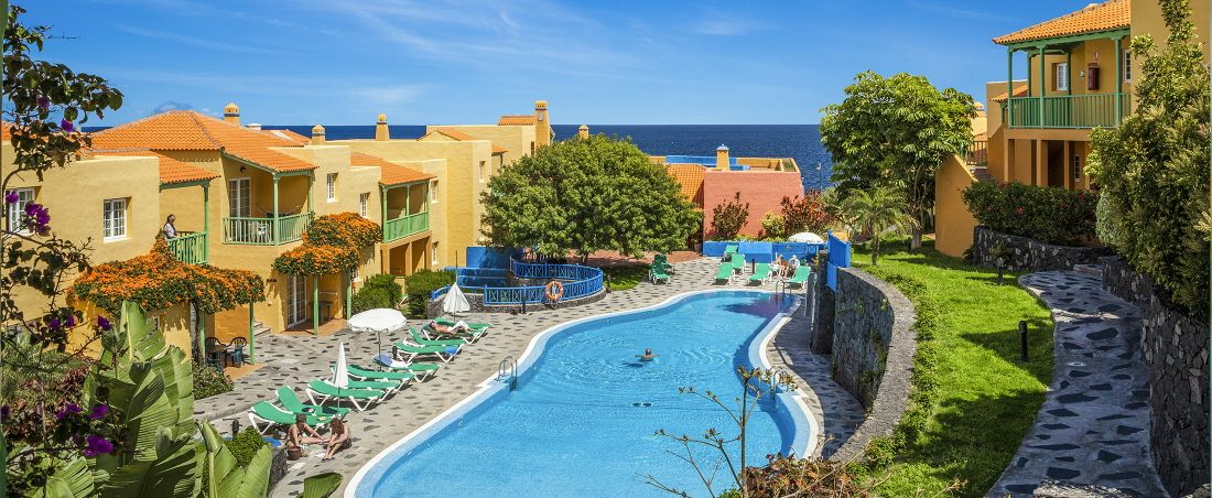 La Caleta Lejligheder Pa La Palma Spanien Book En Rejse Her