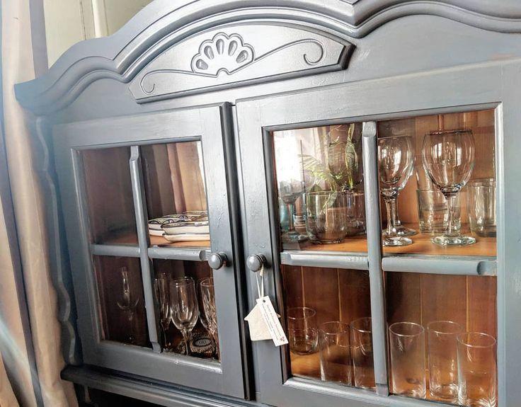 Tag 9 'glassware' für @houseandhomemagazine. Meine Glaswarenkolleg ...   - upcyclingfurniture -