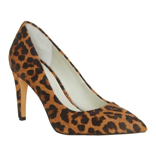 9afde70468be STATE Hedde Pointed Toe Pump - Whiskey Multi Leopard Calf Hair Heels