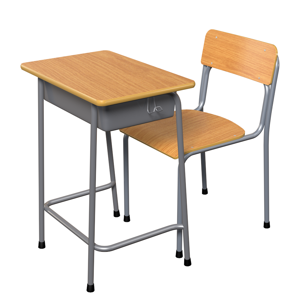 School Desk And Chair Chair School Desks Desk