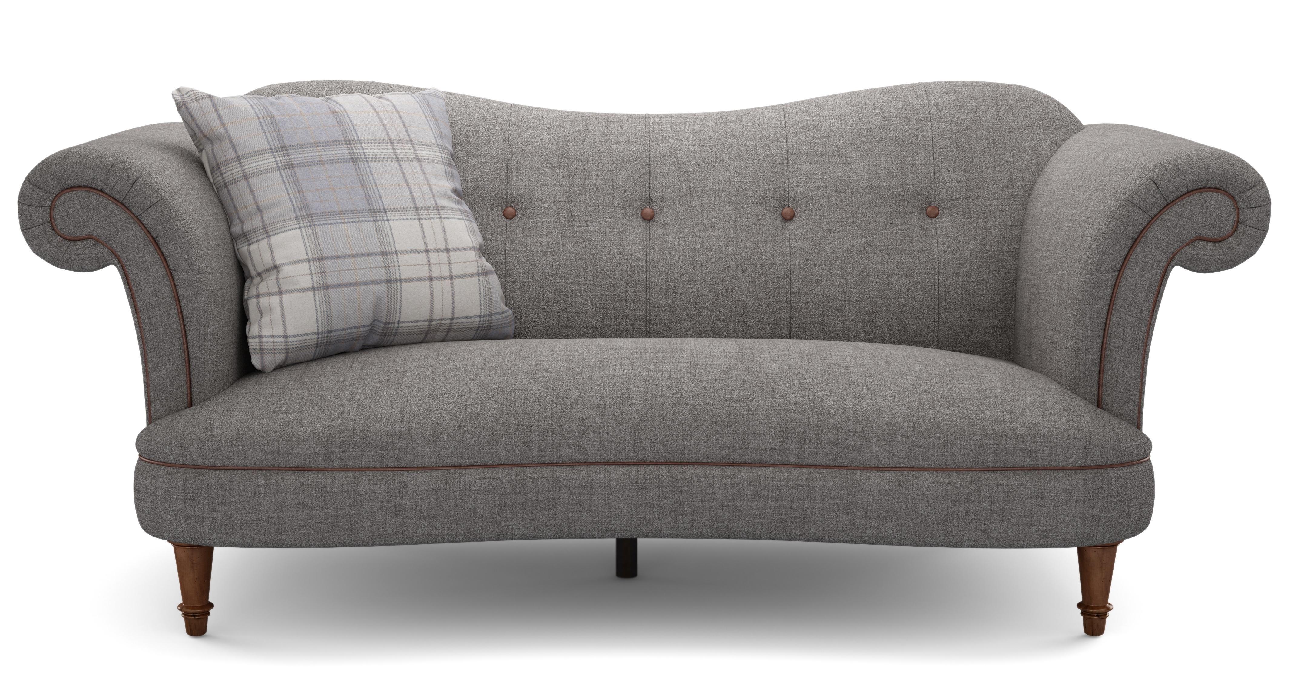 DFS 2 Seater Sofa Moray 2 seater sofa, Sofa, 3 seater sofa