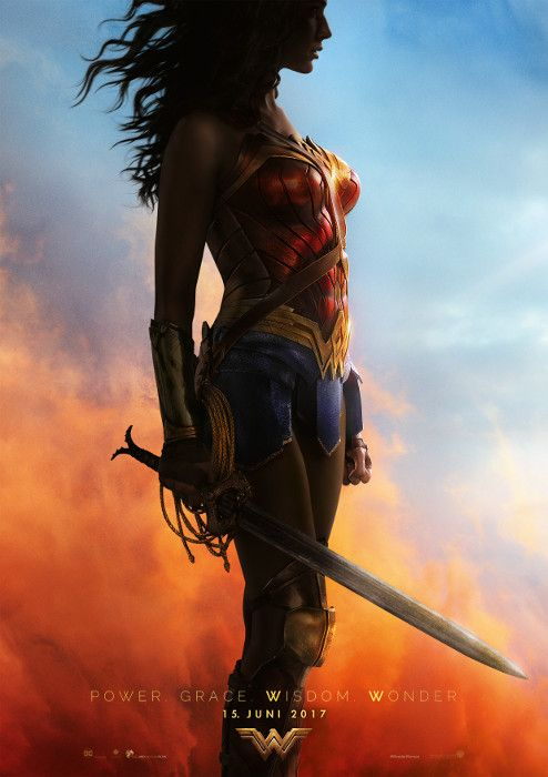Photo of Wonder Woman (2017) German title: Wonder Woman original title: Wonder Woman Pr …