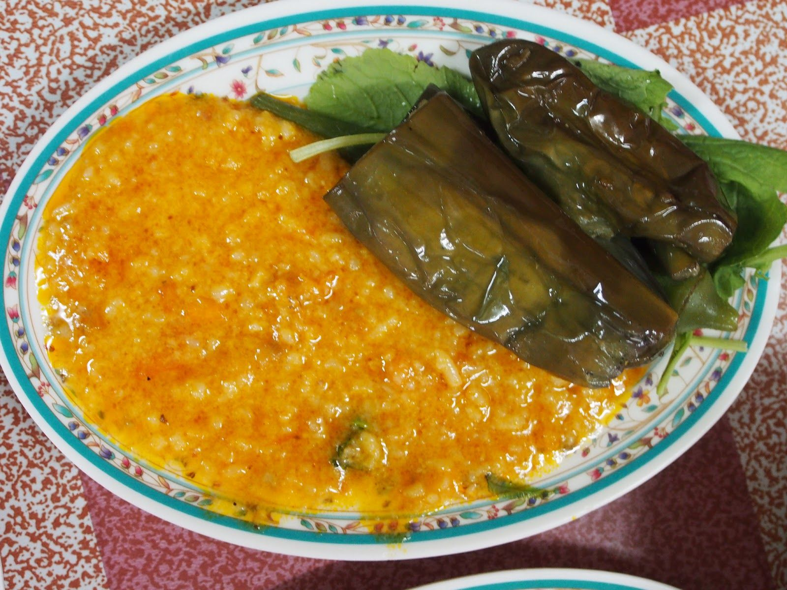 eggplant with fermented rice..( tagilo or buro) | Pinoy ...