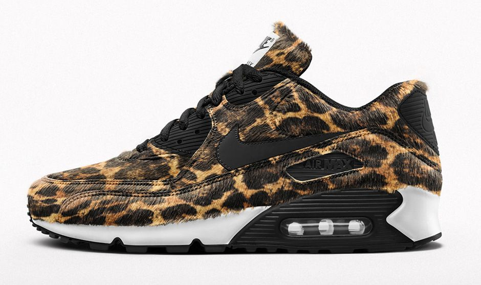 NIKE CUSTOM MADE AIR MAX 90 PRM TAPE LEOPARD TIGER GRAIN 333888 036 $189 |  NIKE CUSTOM MADE AIR MAX SNEAKERS | Pinterest | Nike custom, Air max 90 and  Air ...