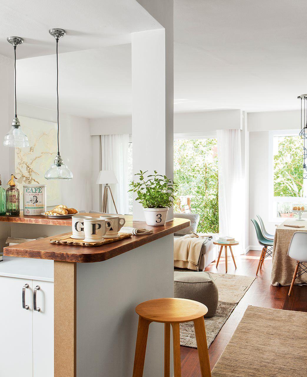 En la cocina en 2019 home cocina concepto abierto for Concepto de cocina abierta