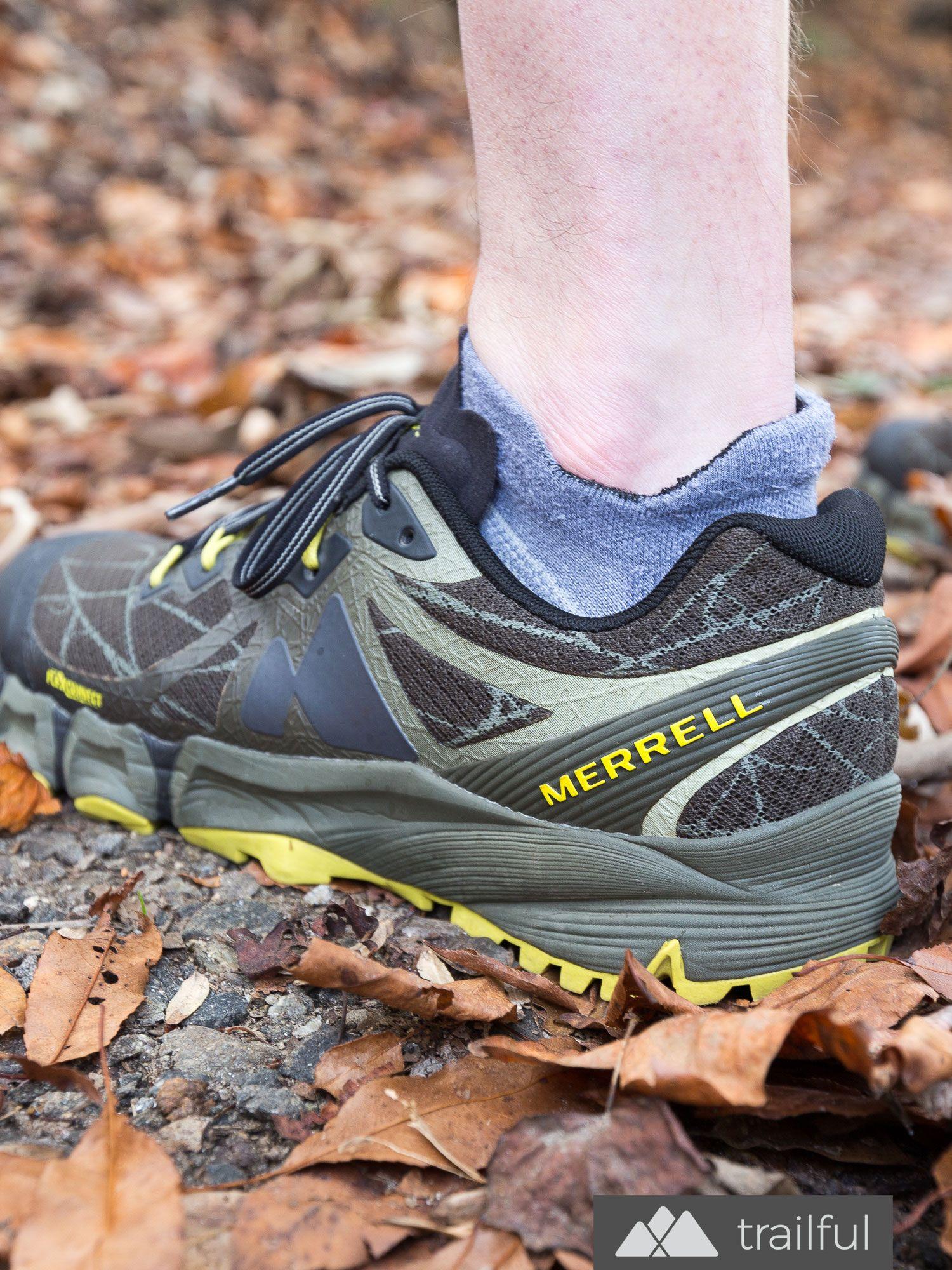 Merrell Agility Peak Flex trail running