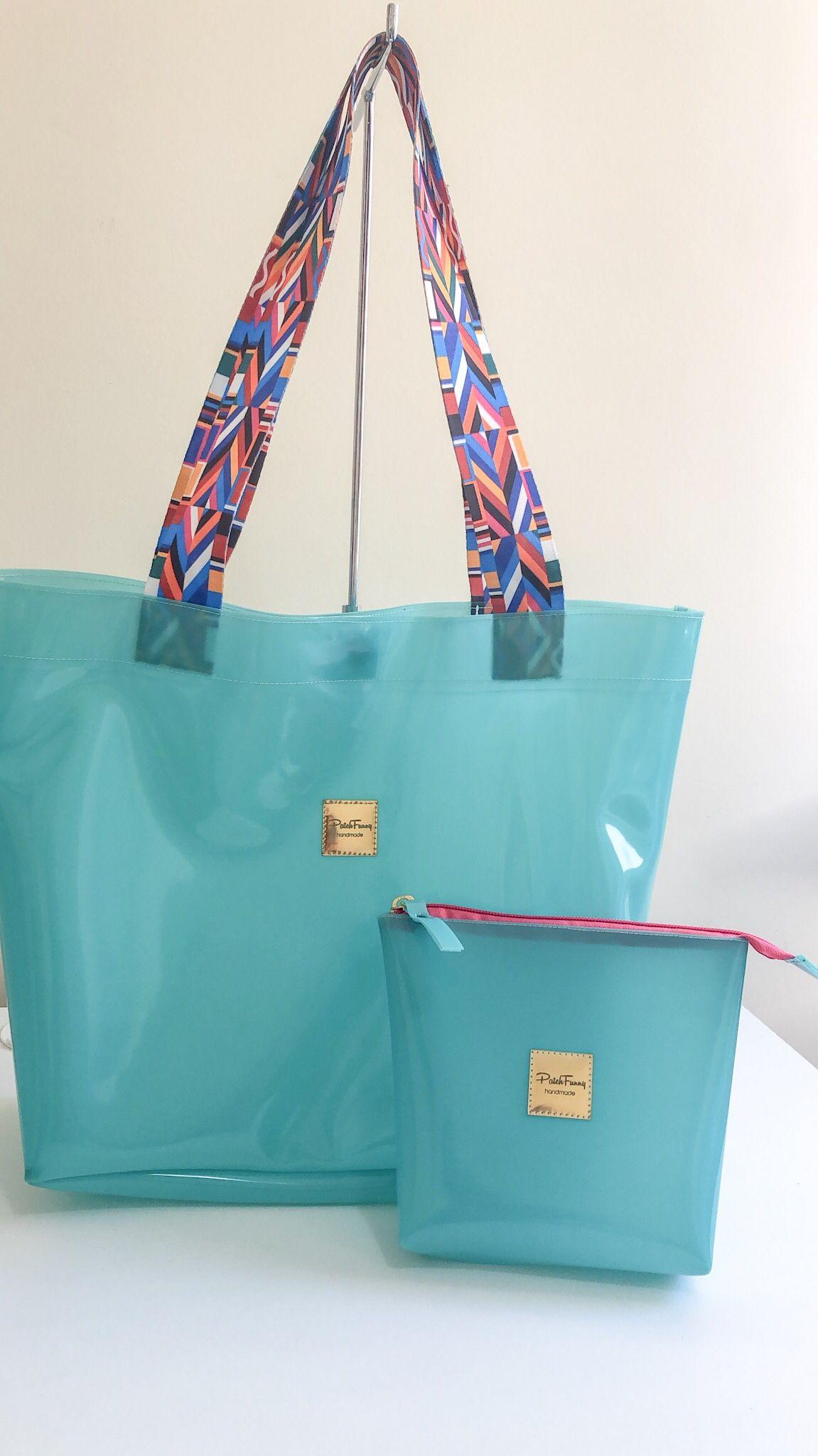 2efdf92f222f4 Tem bolsa mais linda e charmosa do que essa  Bolsa em silicone, super fácil