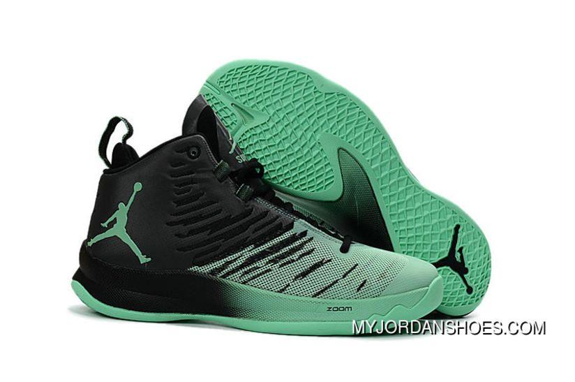 Cheap Sale Jordan Super.Fly 5 Green Glow Black White 850700-032 Copuon Code, Price: $69.13 - Jordan Shoes,Air Jordan,Air Jordan Shoes 3