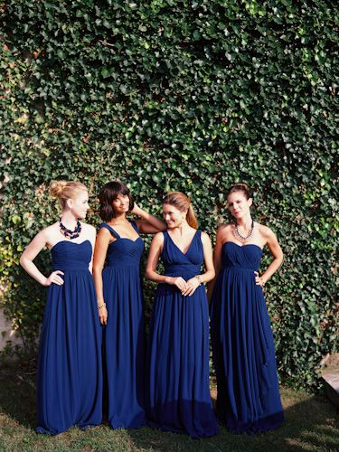 42653f31bb4 Donna Morgan Bridesmaids Spring 2014 Campaign! Photography by  Trent  Johnson Johnson Bailey Cobb Styled by  arsi Mersia New York