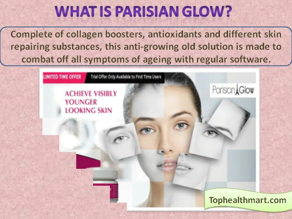Parisian Glow Skin >> Parisian Glow Wonderful Young Women Of All Ages Are Incident Of The