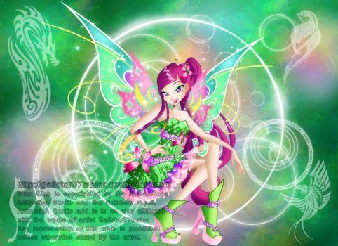 DeviantArt: Больше Коллекции Like Roxy Flower Princess забытыми-By-Богов