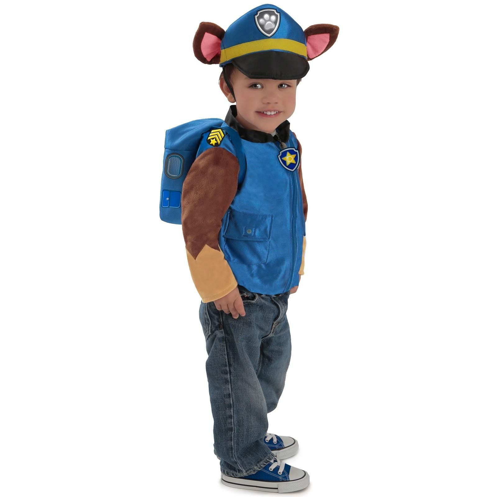 Paw Patrol Chase Costume for Toddlers | Avery | Pinterest | Paw ...