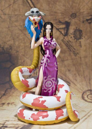 Figuarts Zero One Piece Boa Hancock & Salome