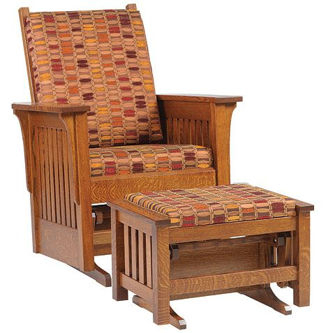 Incredible Buckley Glider Updating The House In 2019 Amish Frankydiablos Diy Chair Ideas Frankydiabloscom