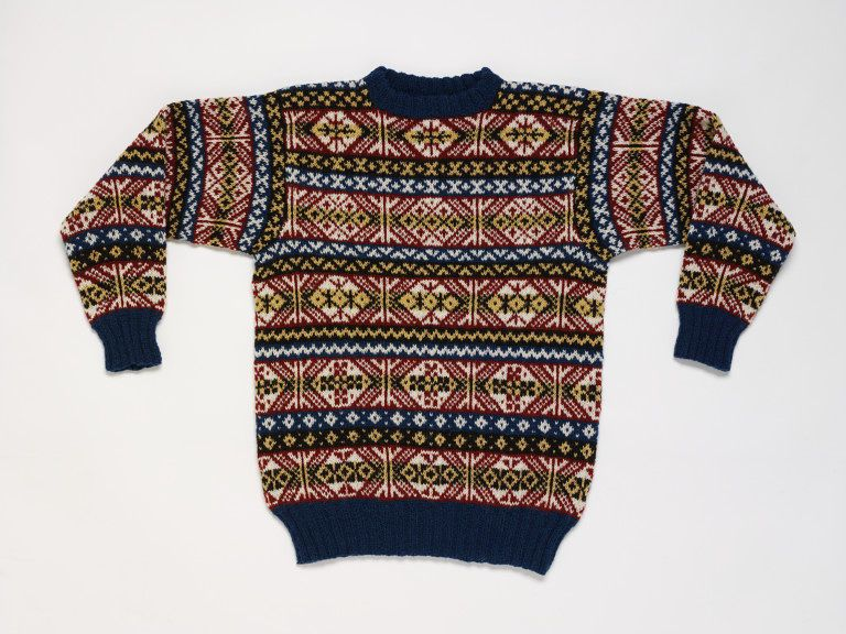 Jumper | Knitting sweaters, Fair isles and Annie